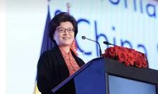 """""""Epidemia a expus și unele dintre punctele noastre slabe"""" declară ambasadoarea Chinei în România, Jiang Yu."""