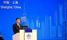 Xi Jinping, presedintele Chinei, a inaugurat pe 5 noiembrie, la Shanghai, primul târg international al importurilor