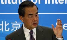 Ministrul chinez de Externe, Wang Yi (Foto: Reuters/Kim Kyung-Hoon)