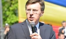 Primarul Chişinăului, liberalul Dorin Chirtoacă (Foto: Facebook Dorin Chirtoacă)