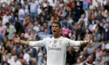 Atacantul portughez de la Real Madrid, Cristiano Ronaldo (Foto: Reuters/Juan Medina)