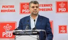 Marcel Ciolacu, lider interimar PSD