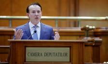 Premierul Florin Cîțu la prezentarea, în plenul Parlamentului, a Planului Național de Redresare și Reziliență