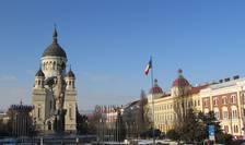 Piața Avram Iancu din Cluj-Napoca