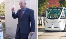 Clujul are pubele cu cartelă și vrea autobuze fără șofer.
