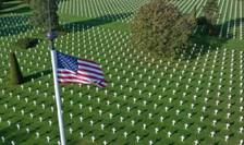 Cimitirul militar american de la Colleville-sur-Mer din Normandia