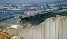 Colonia israelianà Maale Adumim, în Cisiordania ocupatà, lângà Ierusalim, 11 februarie 2020