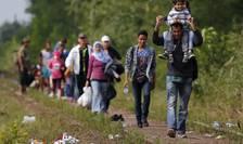 Imigranţi în Ungaria (Foto: Reuters/Laszlo Balogh)