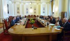 Ministrul Justiției, Tudorel Toader, a discutat cu reprezentanții Comisiei de la Veneția