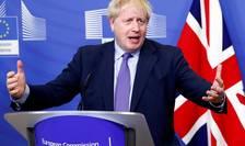 Premierul britanic, Boris Johnson, ținut în șah de Parlament (Foto: Reuters)