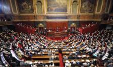 Congresul francez reunit la Versailles în iunie 2009 de presedintele Nicolas Sarkozy