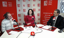 Constantin Rudniţchi, Anda Rojanschi și George Ureche