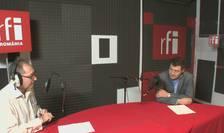 Constantin Rudniţchi și Cosmin Vladimirescu la radio