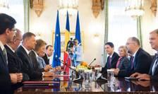 Luni, 9 noiembrie, au loc noi consultari la Cotroceni