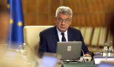 Premierul Mihai Tudose nu agreează legea privind statutul Casei Regale (Sursa foto: gov.ro)