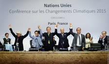 Acordul COP21 obtinut în decembrie 2015 la Paris intrà, simbolic, în vigoare vineri