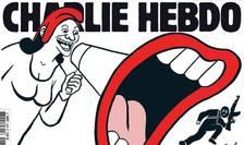 Coperta revistei Charlie Hebdo aparuta în chioscuri pe 23 septembrie 2020.