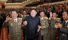Liderul nord-coreean, Kim Jong-un, o nouă sfidare la adresa Occidentului (Sursa foto: KCNA via Reuters)