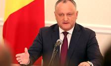 Igor Dodon provoacă iritare la Bucureşti (Foto: site Partidul Socialiştilor din Republica Moldova)