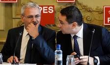 Conflict între Liviu Dragnea şi Victor Ponta