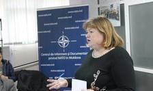 Cornelia Cozonac, directoarea Centrului de Investigații Jurnalistice