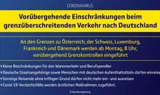 Coronavirus. Stare de urgenţă în Bavaria