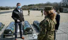 Klaus Iohannis: Autoritățile sunt pregătite pentru criza generată de coronavirus (Sursa foto: site Președinție)