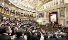 S-a terminat luna de miere în Parlamentul de la Madrid, opoziția nu mai este dispusă să sprijine gestiunea socialistă a crizei sanitare.