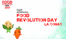 Food Revolution Day 2017 are loc in 20 mai