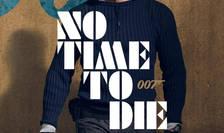 """Premiera în Beijing a filmului """"No Time to Die"""", cel de-al 25-lea lungmetraj """"James Bond"""", precum şi turneul de promovare în China au fost anulate din cauza noului coronavirus."""