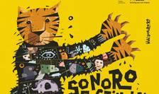 Fragment din afisul festivalului Sonoro