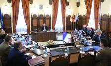 La Palatul Cotroceni, s-a desfasurat sedinta CSAT, pe tema securității la Marea Neagră și tensiunilor la granița cu Ucraina