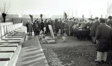 Comemorarea victimelor Pogromului legionar în 1984
