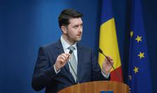 Purtătorul de cuvânt al Guvernului, Liviu Iolu (Sursa foto: www.gov.ro)