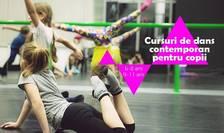 Cursuri de dans contemporan pentru copii