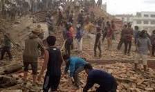 Bilantul cutremurului si avalanselor din Nepal ar putea atinge 10.000 de morti