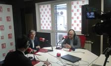 Dacian Cioloş crede că România ar trebui să facă propuneri concrete privind viitorul UE (Foto: RFI/Şerban Georgescu)