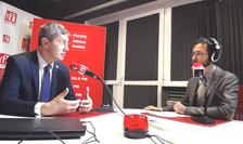 Dan Barna, în studioul RFI, marți, 22 octombrie 2019