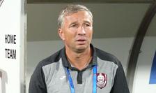 Antrenorul lui CFR Cluj, Dan Petrescu