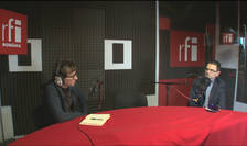 Dan Pârvu în dialog cu Paul Cernat