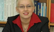 Judecătoarea Dana Gârbovan (Foto: www.unjr.ro)