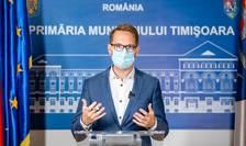 Dominic Fritz îndeamnă la respectarea măsurilor ce însoțesc carantina din Timișoara (Sursa foto: Facebook/Dominic Fritz)