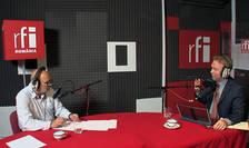 Ovidiu Nahoi și Florin Luca la radio