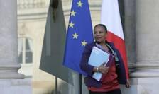 Christiane Taubira (Foto: Reuters/Philippe Wojazer)