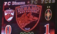 FCSB câștigă la limită eternul derby de România cu Dinamo București