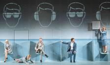OAMENI OBIȘNUIȚI un spectacol de Gianina Cărbunariu, Théâtre des Abbesses, 15/12/2018 - 17/12/2018