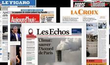 Un summit de etapa la Paris pentru salvarea Acordurilor de la Paris semnate în decembrie 2015