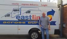 Directorul firmei Eastlines, Laurențiu DICU
