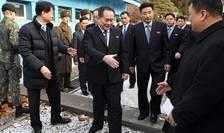 Coreea de Nord şi Coreea de Sud au fost de acord să poarte convorbiri pe teme militare