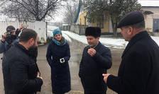 Dispută pe tema unirii cu România în centrul satului Sadova